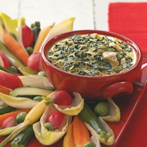Hot Spinach Artichoke Dip