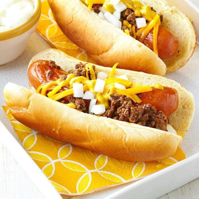 Hungarian hot dog