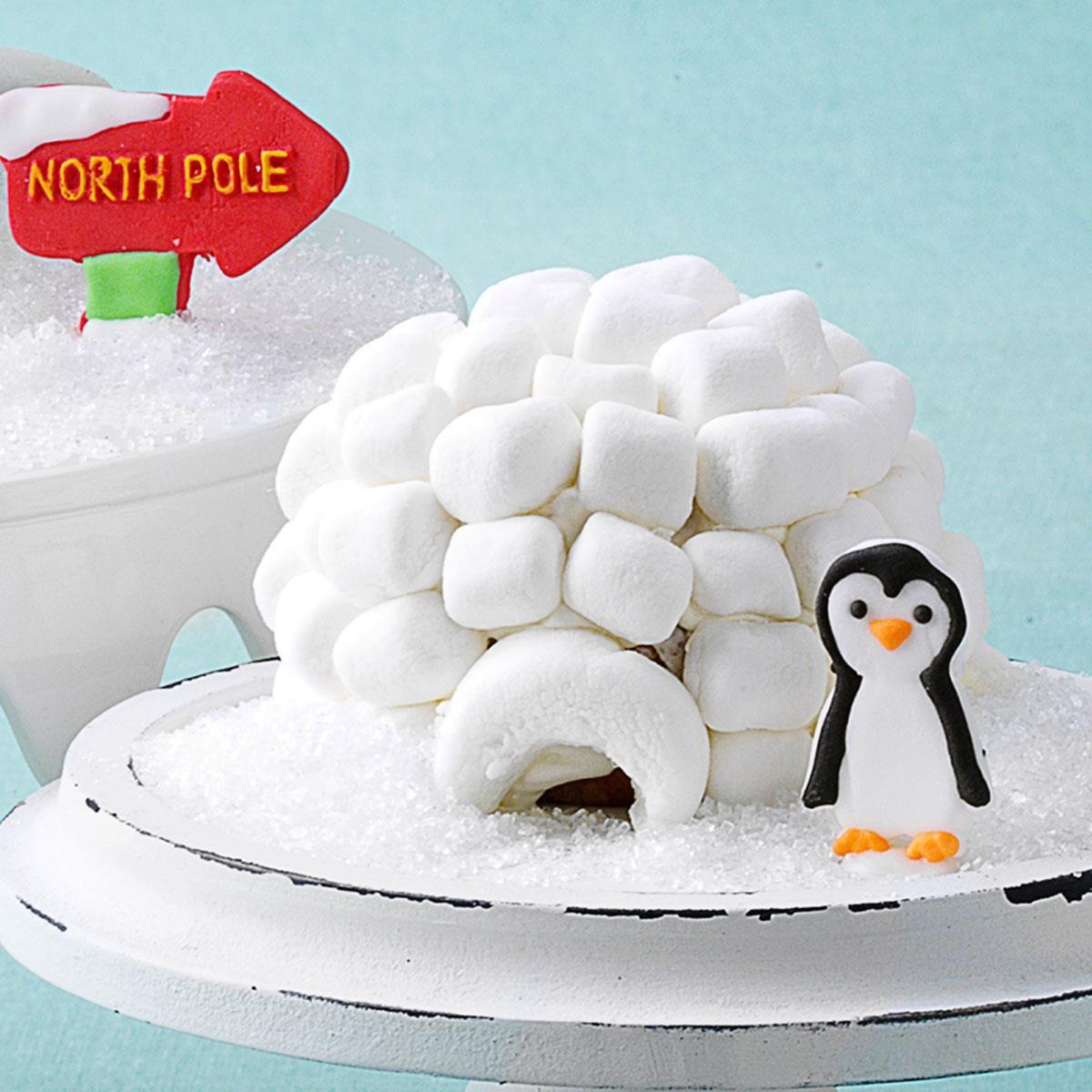 Igloo Cupcakes | Taste of Home