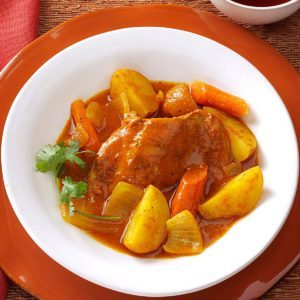 Indian Baked Chicken