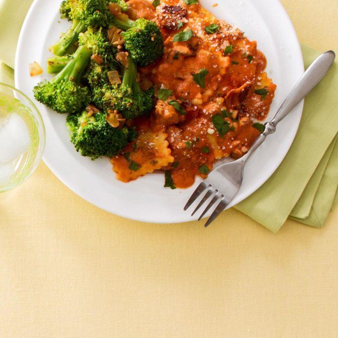 Italian-Style Broccoli