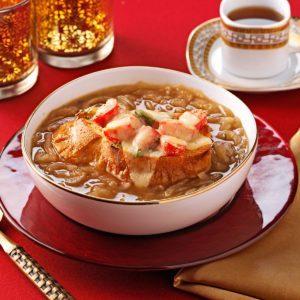 Italian-Style Onion Soup