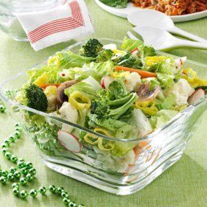 Italian Veggie Salad