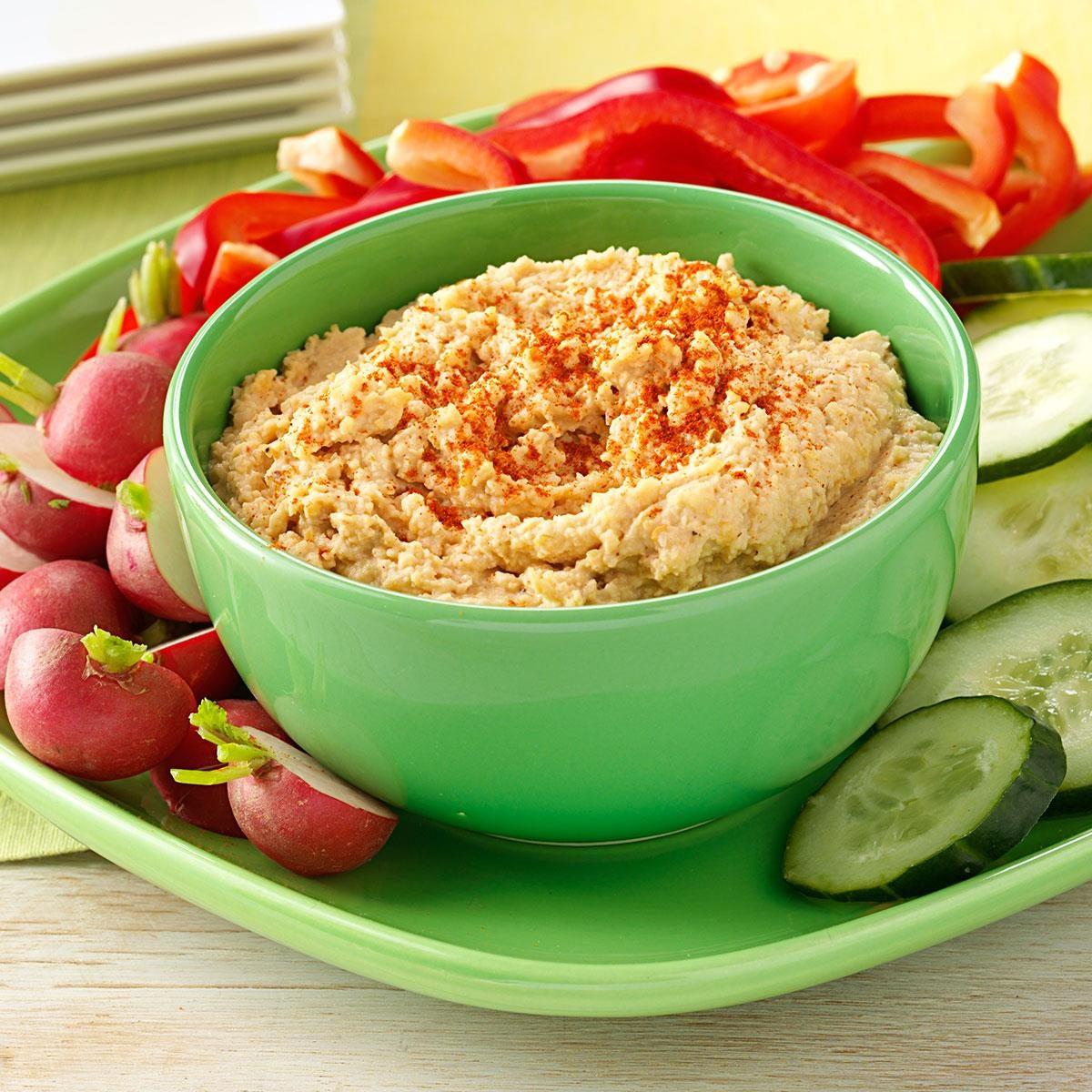 Jalapeno Hummus Recipe