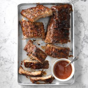 Jim's Secret Family Recipe Ribs
