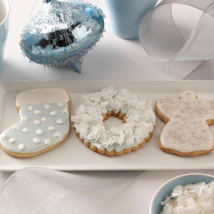 Joyful Cutout Cookies
