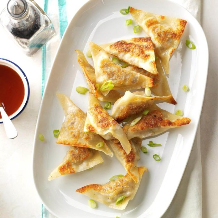 21 Wonton Recipes For Snacking Taste Of Home