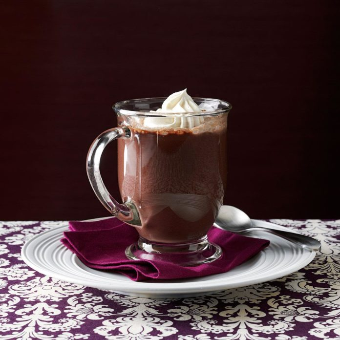 Landmark Hot Chocolate
