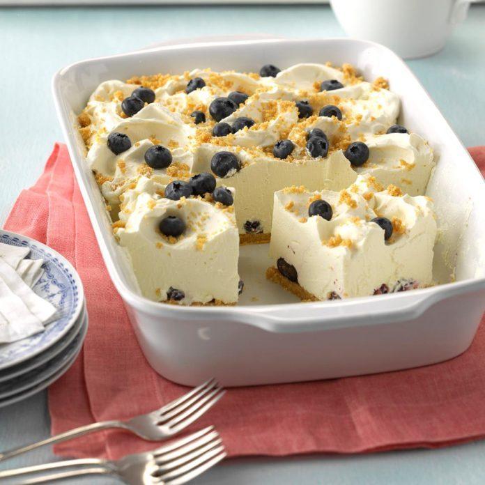 70 Fantastic Blueberry Dessert Recipes Taste Of Home