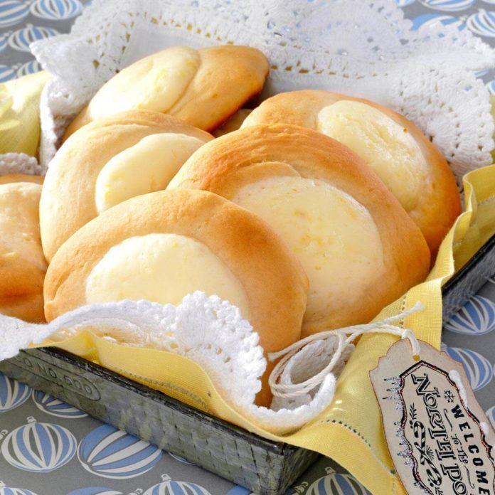 Lemon Kolaches