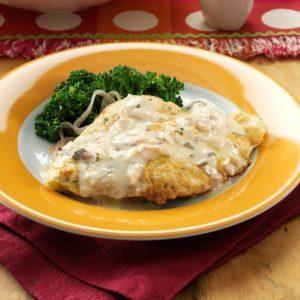Lemon-Sage Chicken