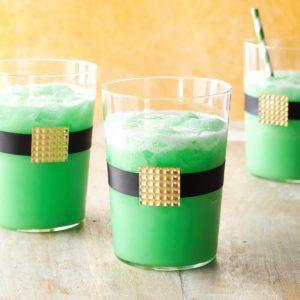 Leprechaun Lime Drink