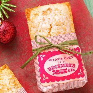 Macadamia Nut Mini Loaves
