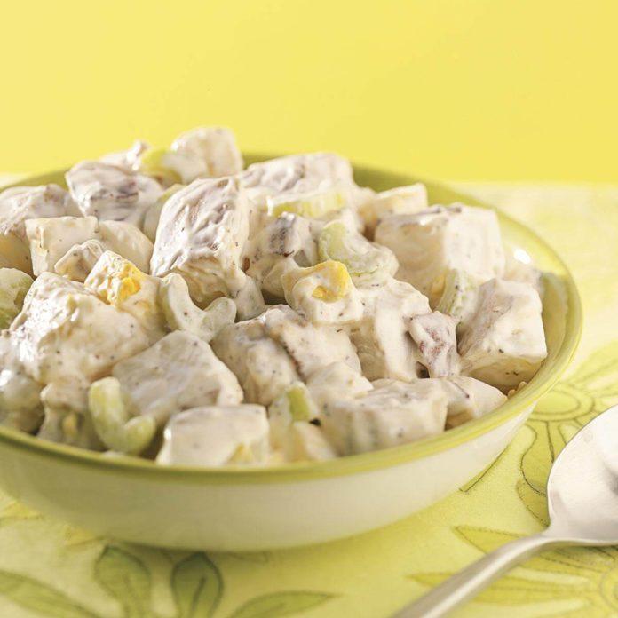 Makeover Cleo's Potato Salad
