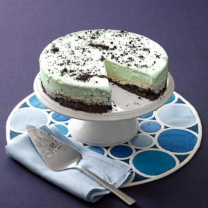 Makeover Frozen Grasshopper Torte