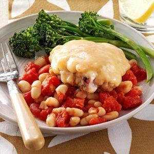 Makeover Mediterranean Chicken & Beans