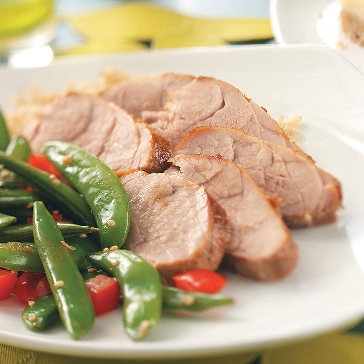 Chinese Pork Tenderloin: Marinated Asian Pork Tenderloin Recipe