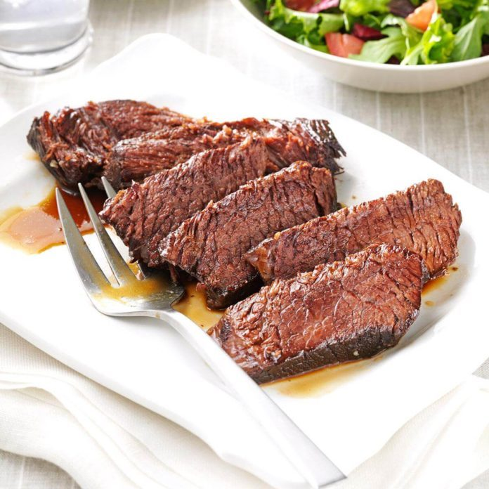 Test Kitchen Worcestershire Sauce Marinade For Beef
