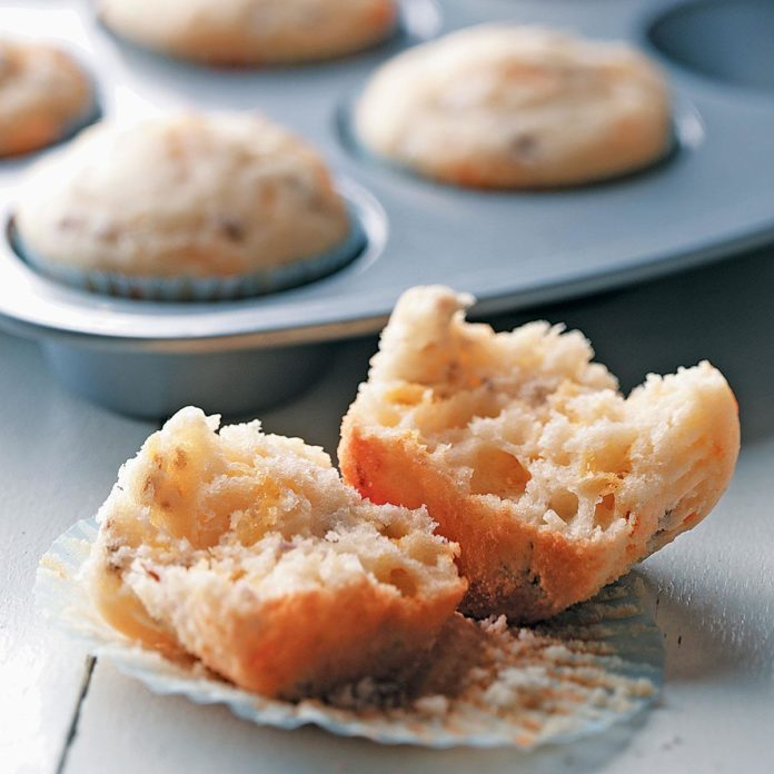 Marvelous Mushroom Muffins