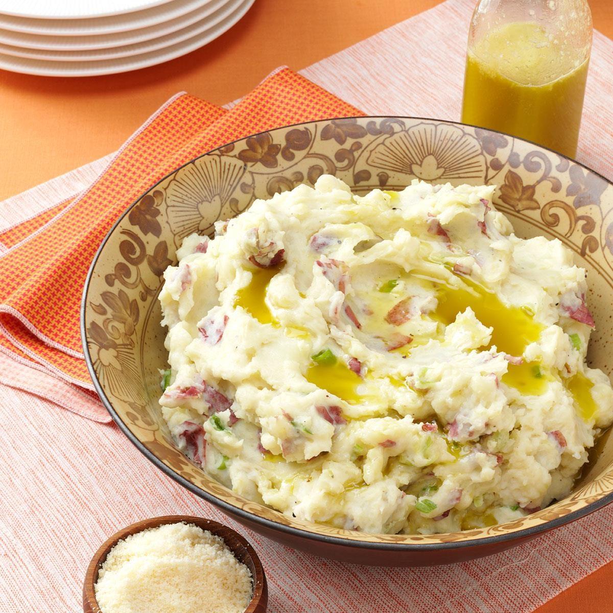 Test Kitchen Mashed Potatoes