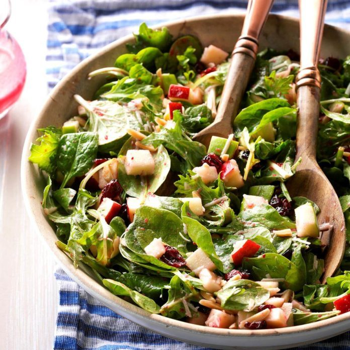 Christmas Salad Recipes.30 Christmas Salad Recipes For The Feast Taste Of Home