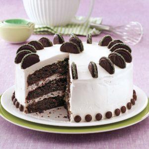 Mint Patty Cake