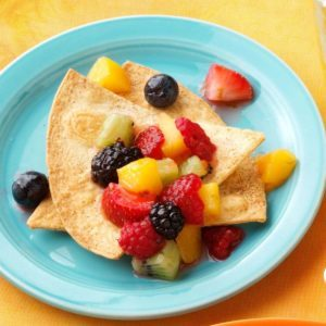 Mixed Fruit Salsa