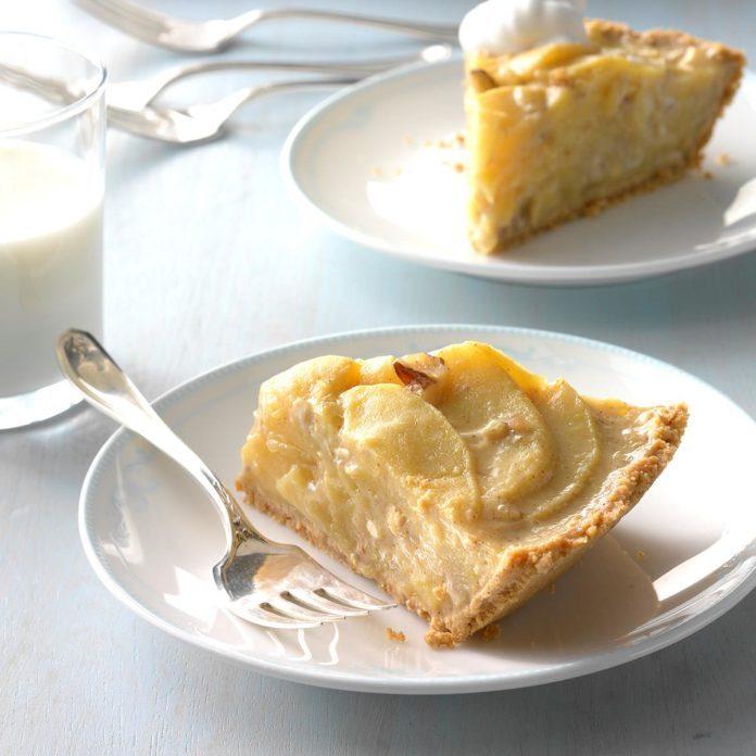 No-Bake Apple Pie Recipe