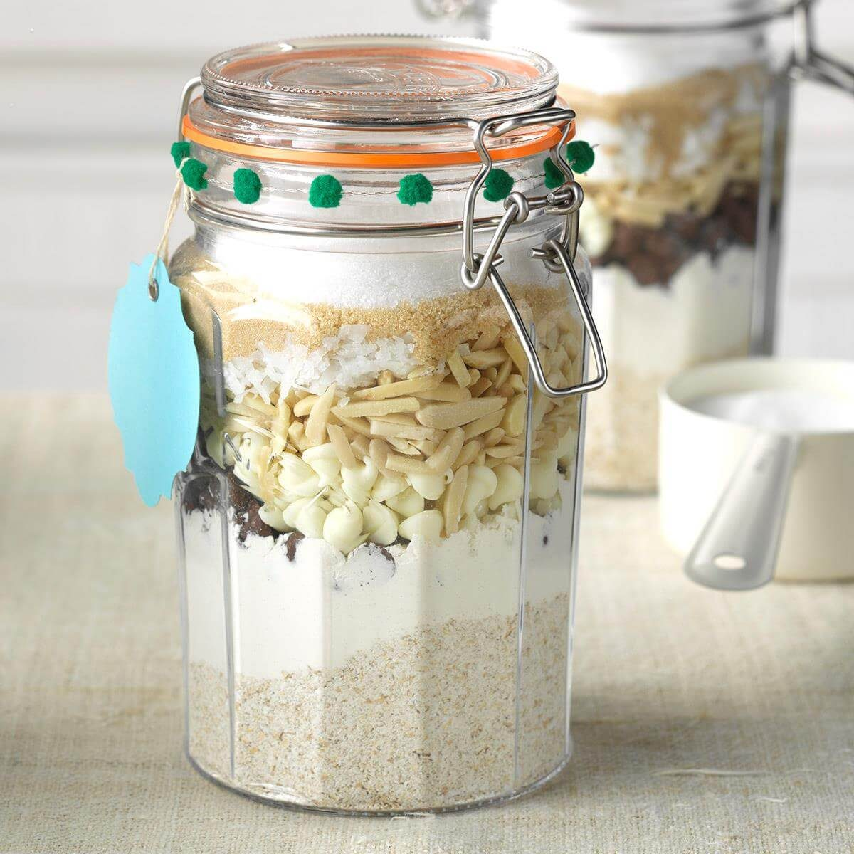 Oatmeal Chip Cookie Mix Recipe
