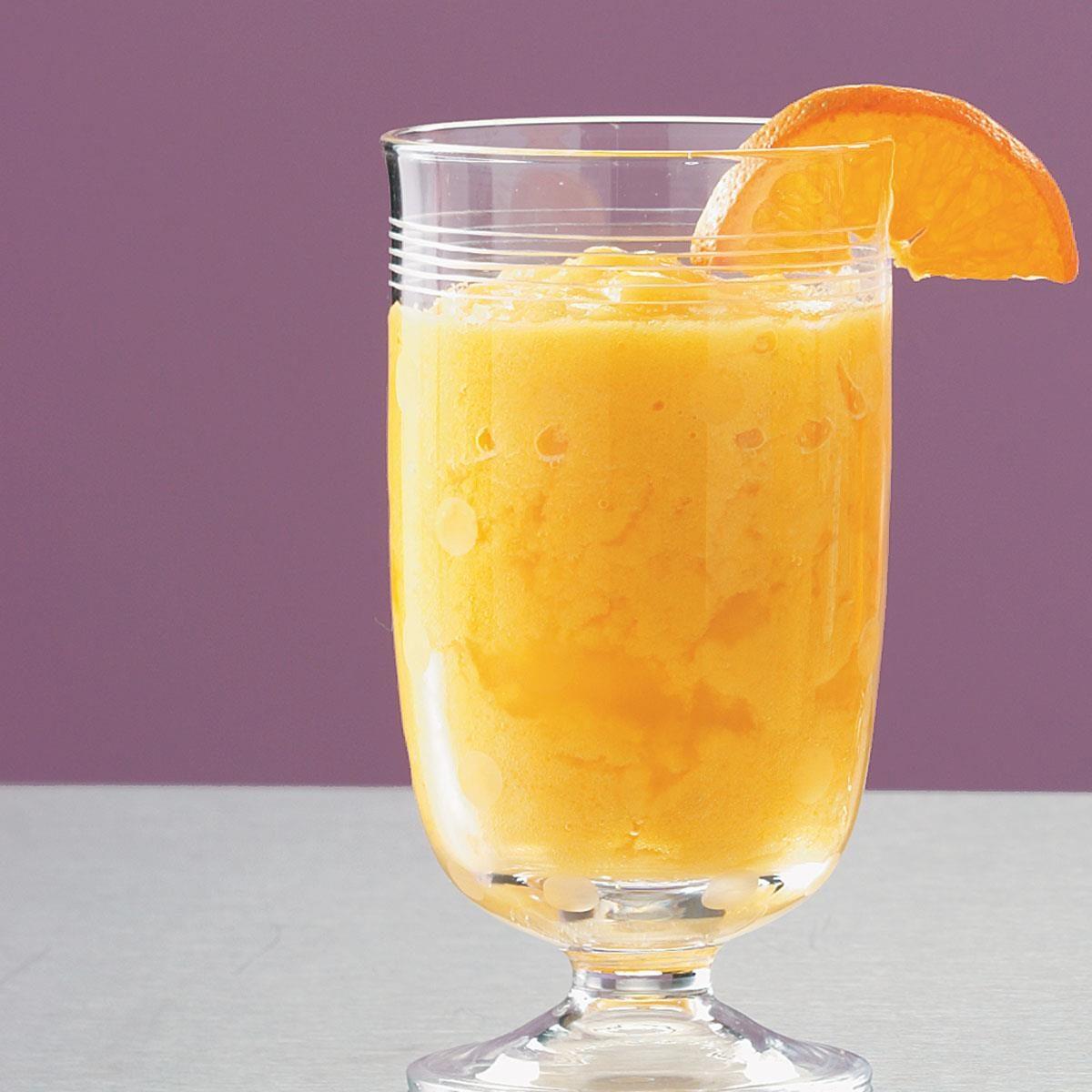 Orange Pineapple Smoothies Recipe
