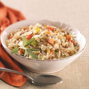 Orzo-Lentil Rice