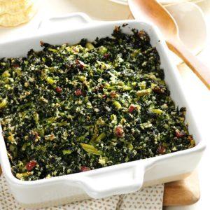 Gilfeather Turnip Casserole « EatLocal365  |Kale Turnip Casserole