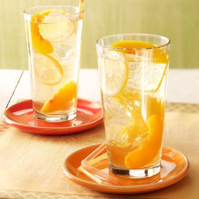 Peach Wine Coolers Recipe Taste Of Home