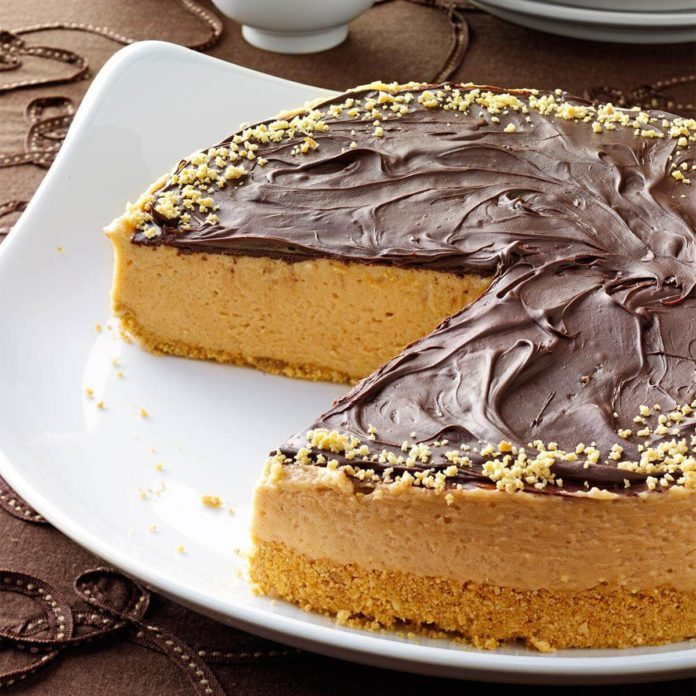 Peanut Butter Cheese Torte