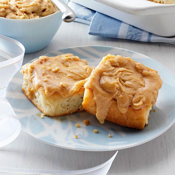 Peanut Butter Swirls