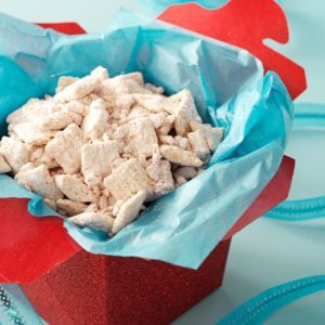 Sweet and Salty Puppy Chow
