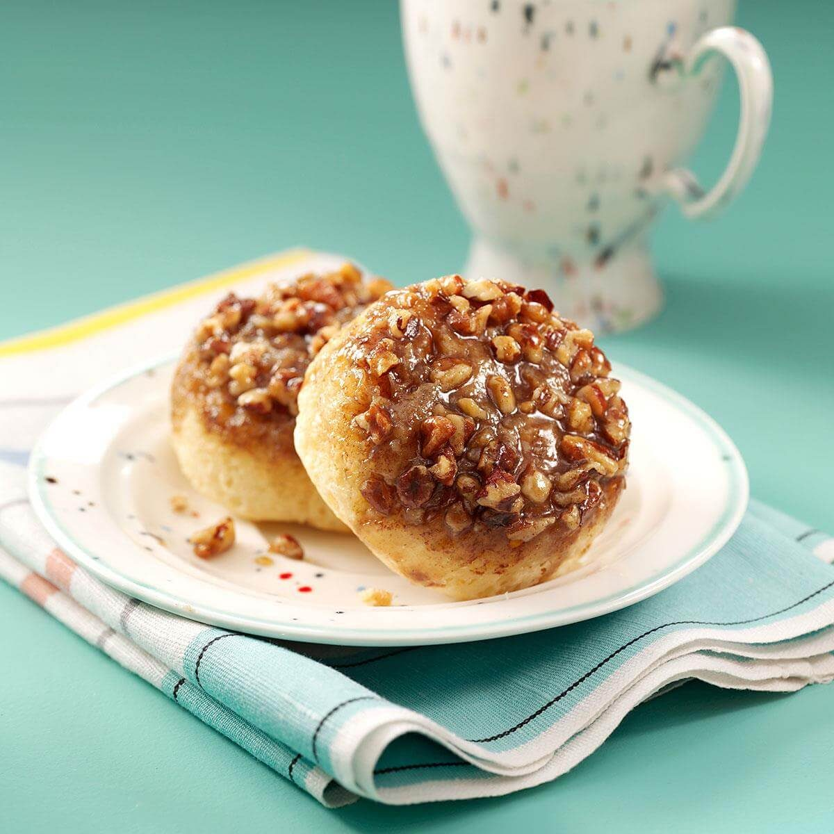 Test Kitchen Sticky Buns Recipe