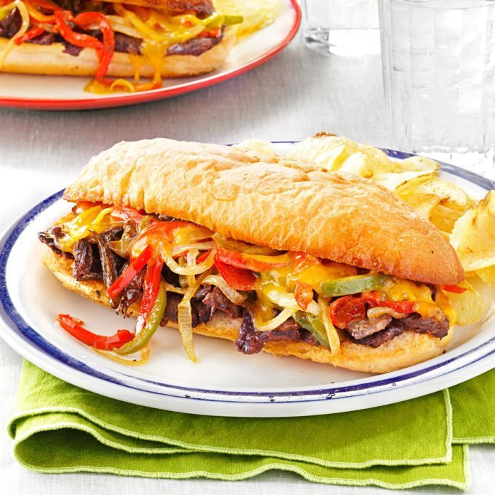 Philadelphia: Cheesesteaks