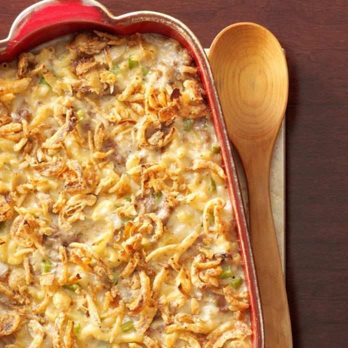 Philly-Style Mac and Cheese
