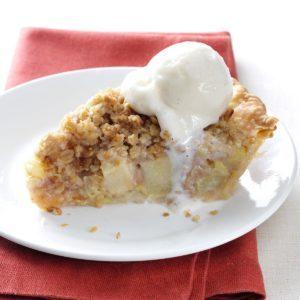 Pineapple Apple Pie
