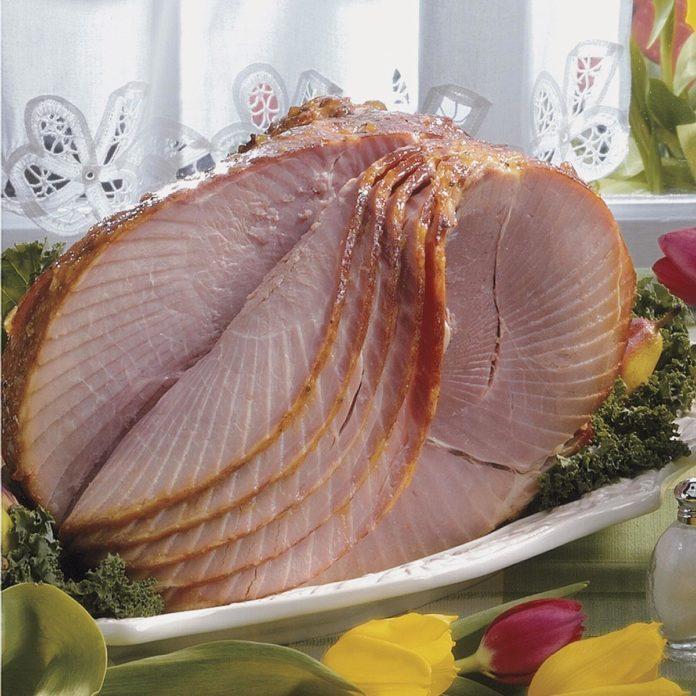 Pineapple Mustard Ham
