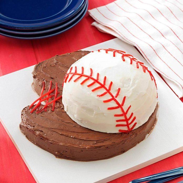 Play Ball Cake