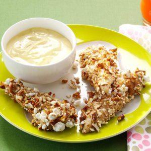Popcorn & Pretzel Chicken Tenders