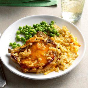 Pork Chop Potato Dinner