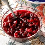 Port Wine Cranberry Sauce