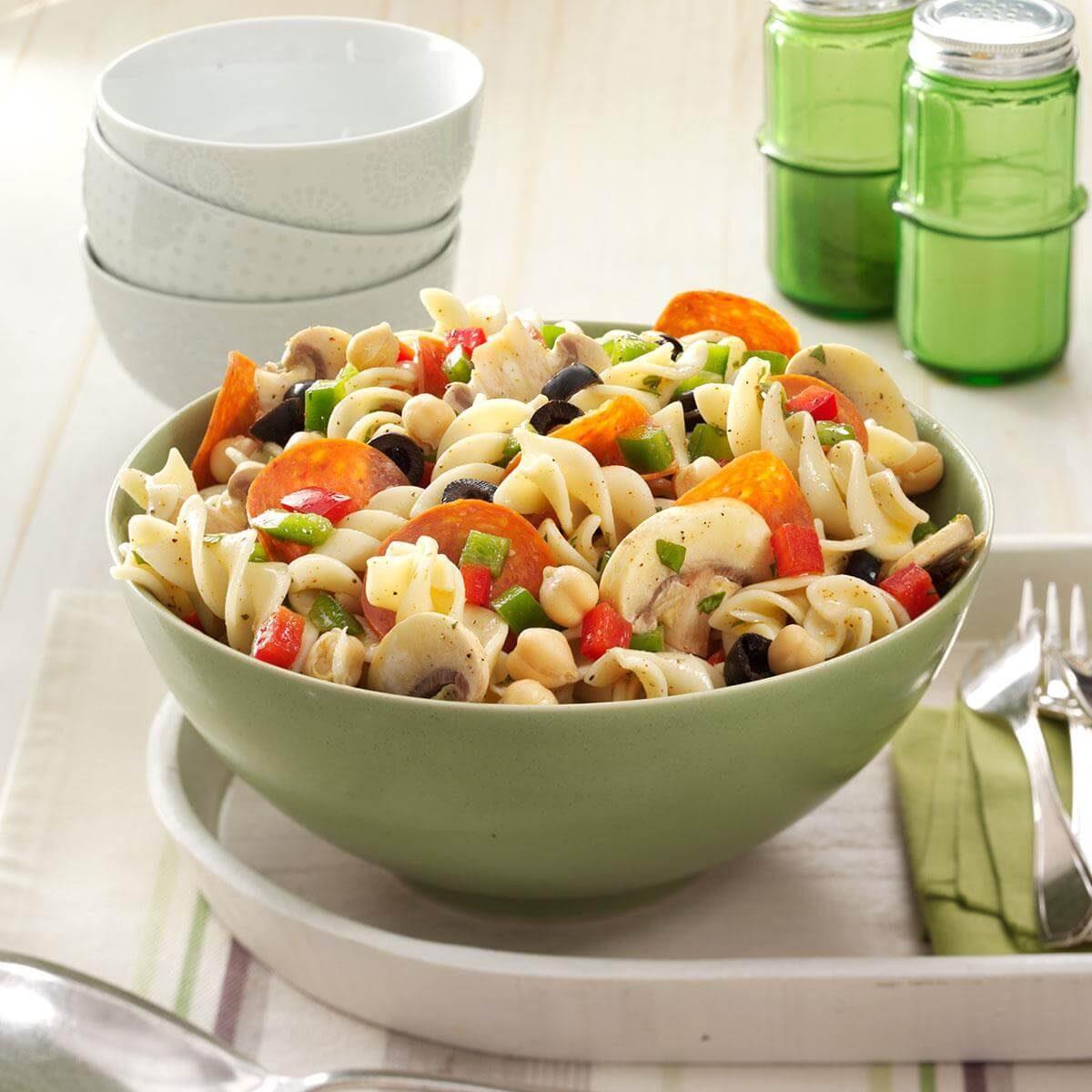 Potluck Antipasto Salad Recipe