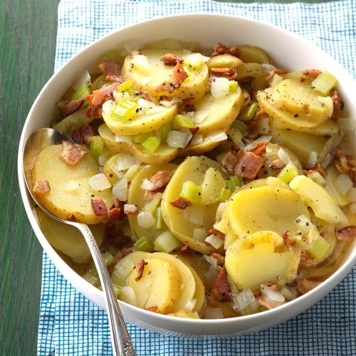 Our Best German Potato Salad Recipes