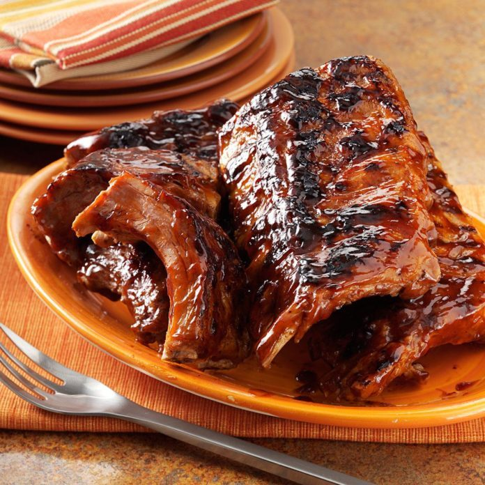 Priceless BBQ Ribs