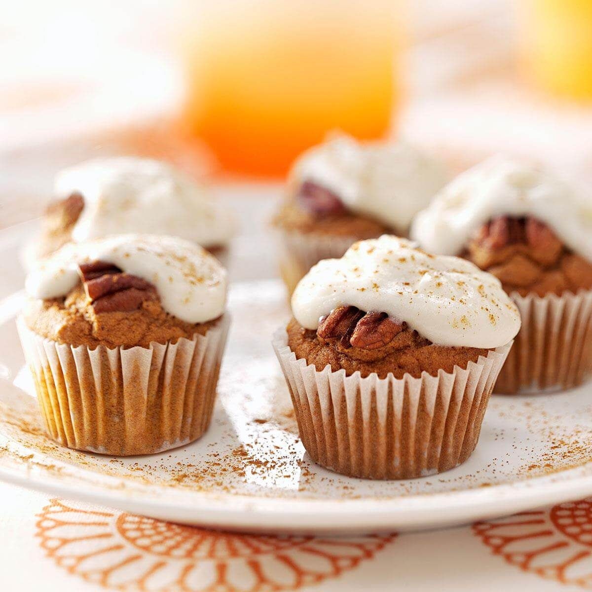 Pumpkin Pecan Bites Recipe