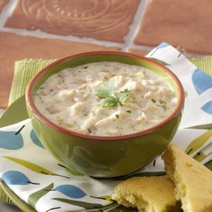 Quick White Chili